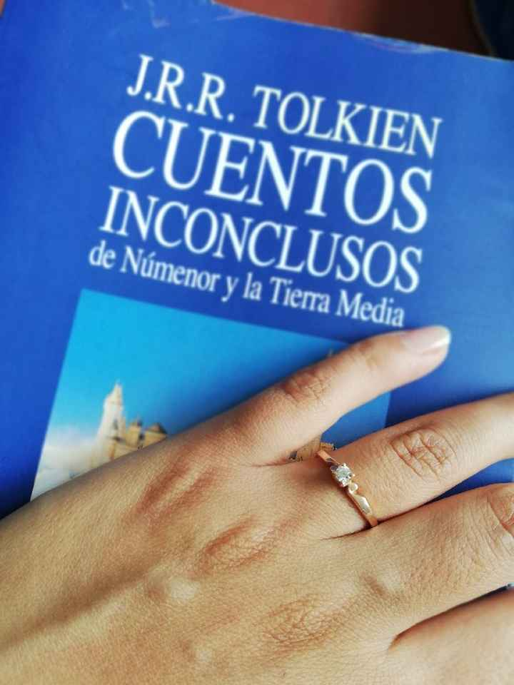 Chicas hora de enseñar sus anillos !!! - 1