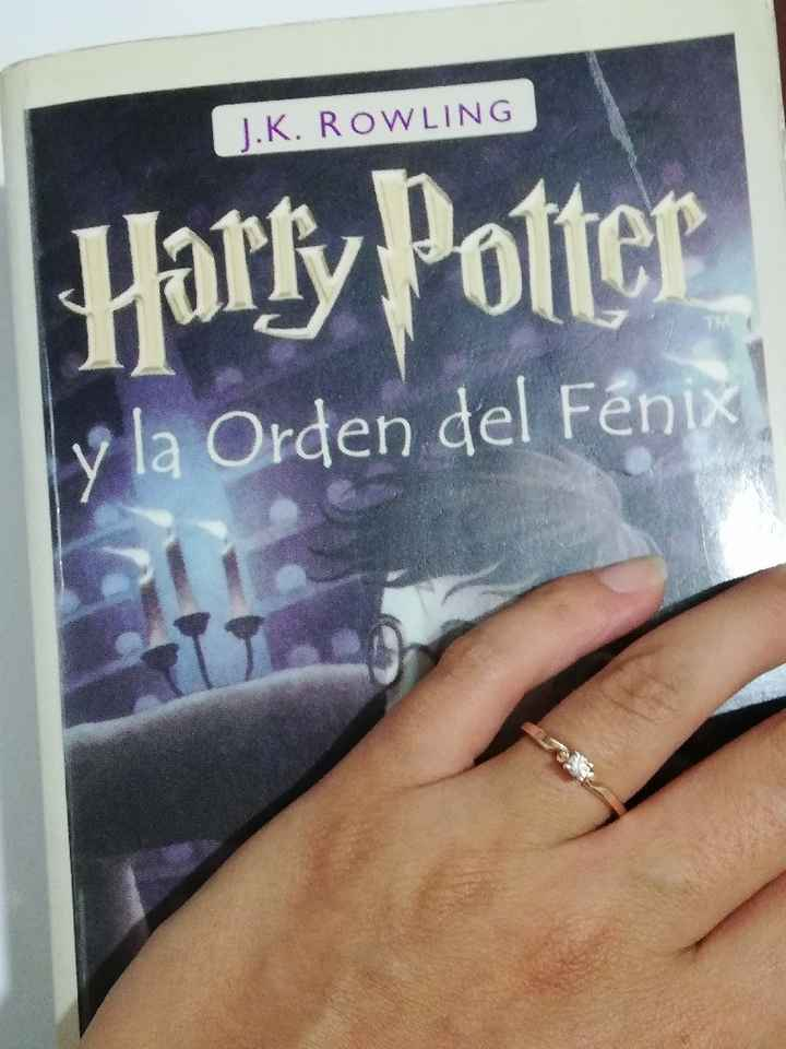 él (anillo) y yo!!! - 1