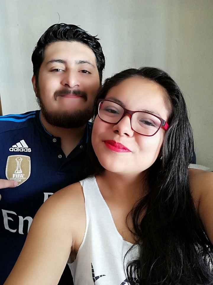 Nuestra historia de amor ❤️ - 3