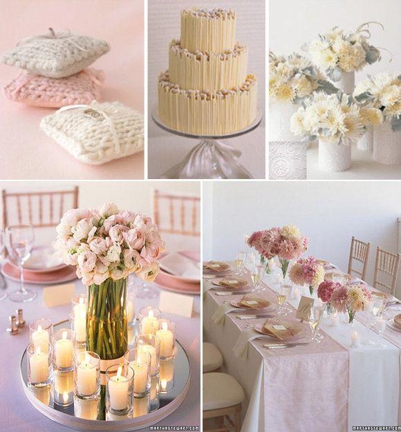 Boda en rosa foro organizar una boda - Martha stewart decoracion ...