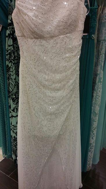 Vestidos de novia en liverpool