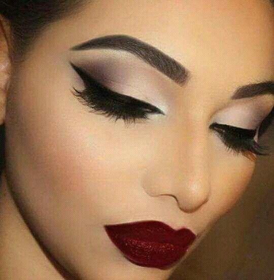 16 Best Kristanna Loken Octubre Images On Pinterest: Maquillaje De Noche