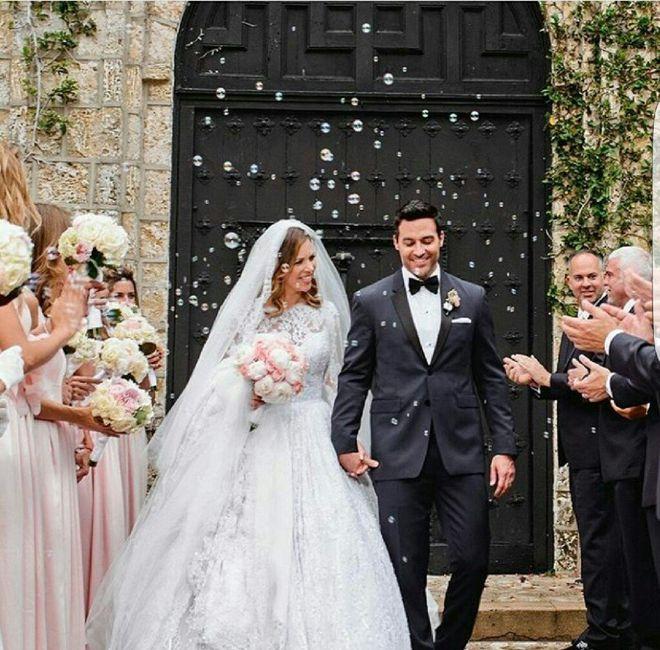 Vestido de novia de ximena duque