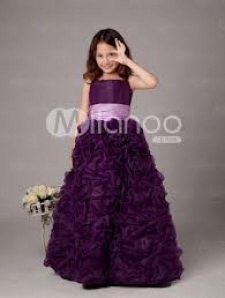 Vestidos Color Morado Para Niña Siteandsitecom