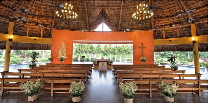 Iglesias Oficiales En Hoteles De Playa Riviera Maya