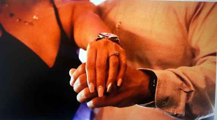 ¿Verdad que el anillo de compromiso si es lo mejor del mundo? - 1