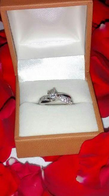 La propuesta, mi anillo - 8