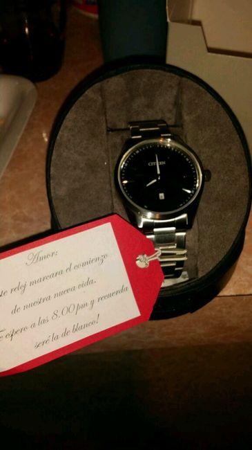 Compre los regalo para mi novio foro antes de la boda p gina 2 - Mecanismo para reloj de pared ...