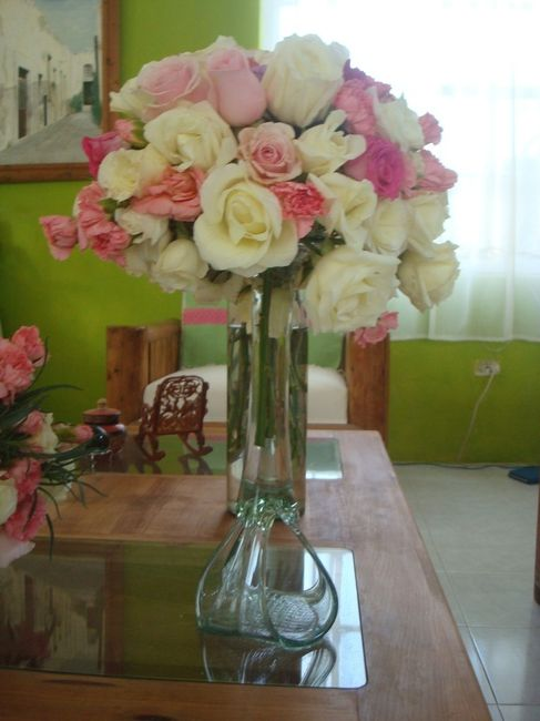 Una boda de ensue o mis centros de mesa foro organizar - Centros de mesa para bodas precios ...