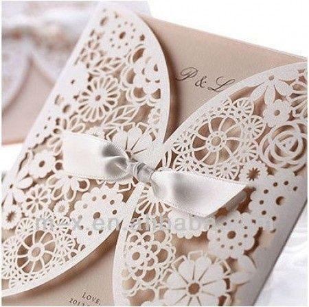 Invitaciones con blondas =) - Foro Manualidades para bodas ...