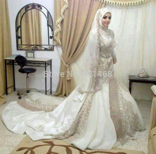 vestidos de novia arabes – vestidos baratos