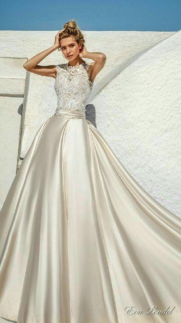 758821e504 Vestidos de novia color champagne 🍾🍾 - Foro Organizar una boda ...