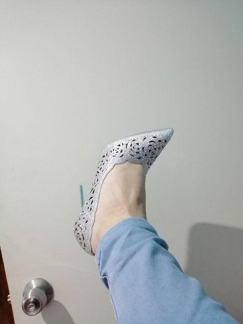 Zapatillas de novia 👰🏻 👠 4