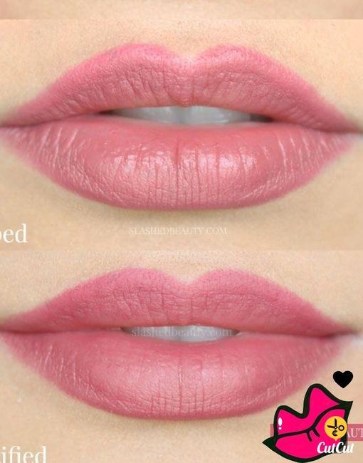 Comparte tu maquillaje de labios 33