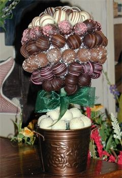 ¿arbol de chocolate?