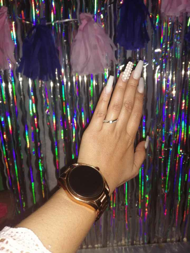 Ya hay anillo - 1