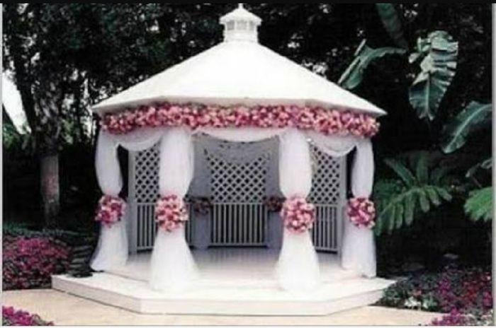 kioscos de boda - foro organizar una boda - bodas.mx