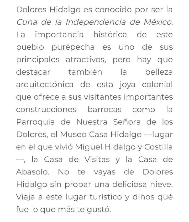 Pueblos mágicos de Guanajuato - 3
