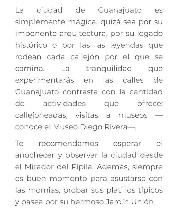 Pueblos mágicos de Guanajuato - 7