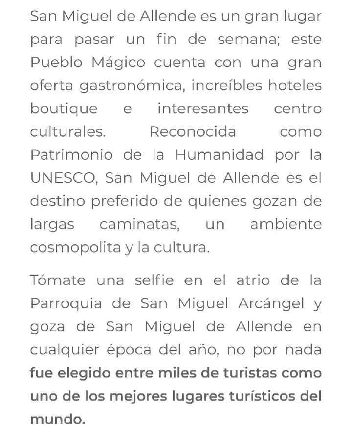 Pueblos mágicos de Guanajuato - 9