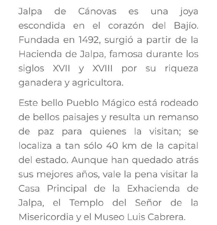 Pueblos mágicos de Guanajuato - 11