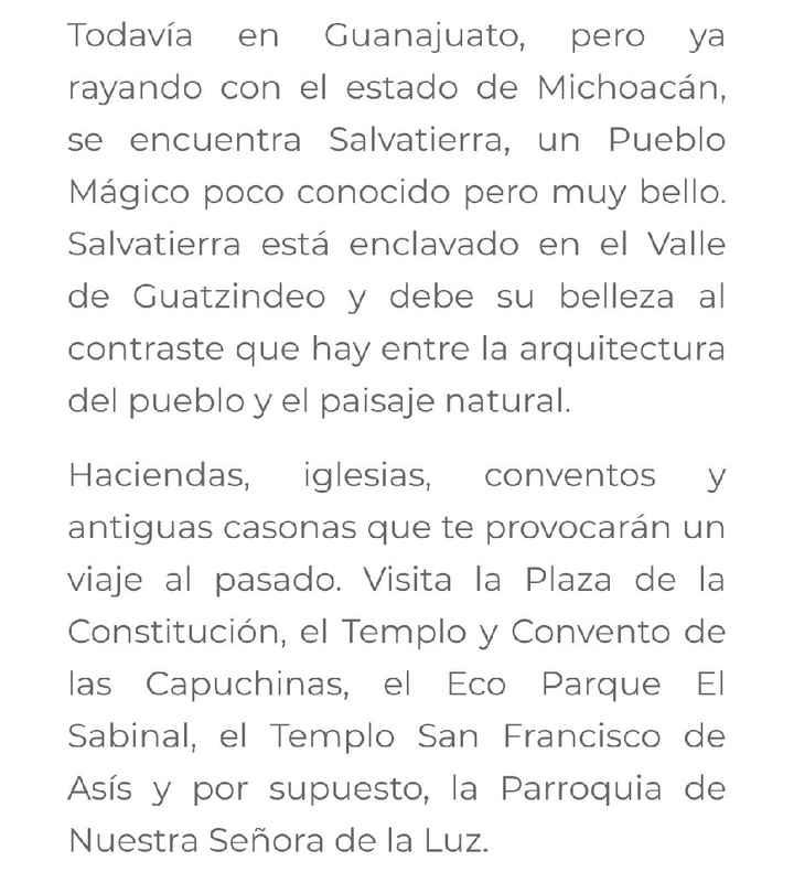 Pueblos mágicos de Guanajuato - 13