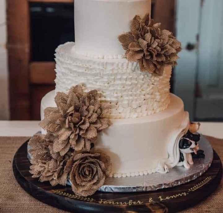 El pastel perfecto no exis... - 1