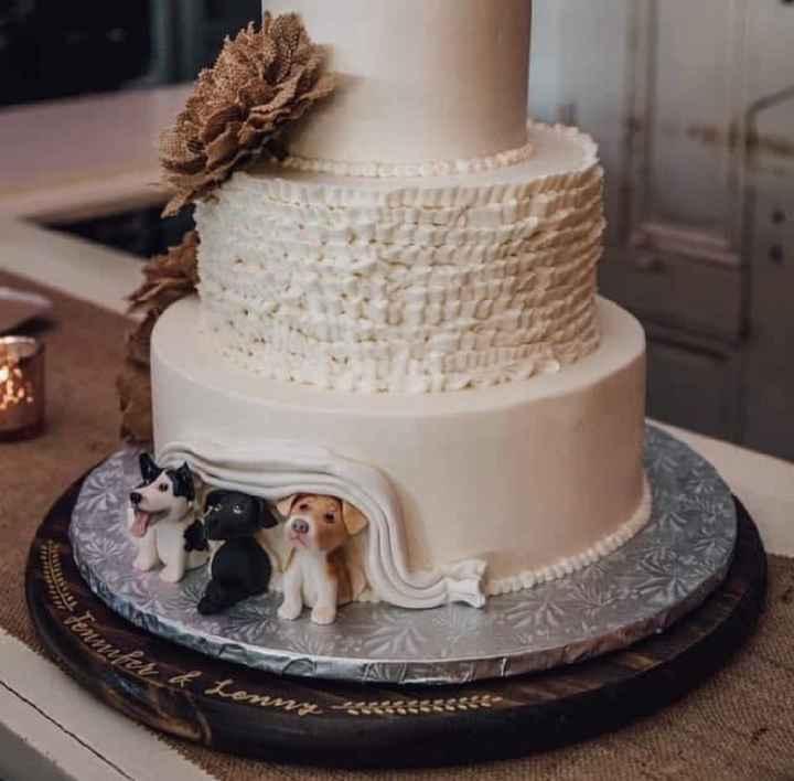 El pastel perfecto no exis... - 2