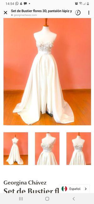 No quiero vestido de novia 🤷🏼♀️ 2