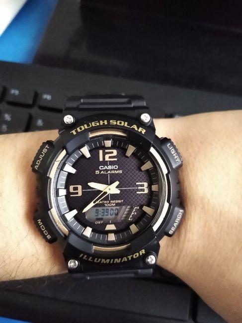 Mi reloj de compromiso 1
