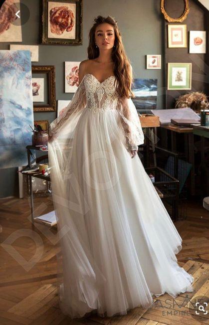 Test boda millennial: ¿Tu look de novia incluye algo de esto? 4