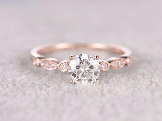 e03d76f8b4b6 Anillos de compromiso oro rosa - Foro Antes de la boda - bodas.com.mx