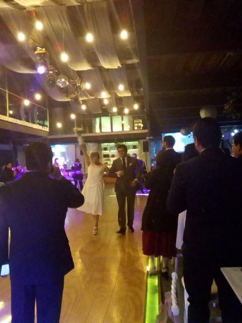 Ya pasó un mes de la boda 🥰 3