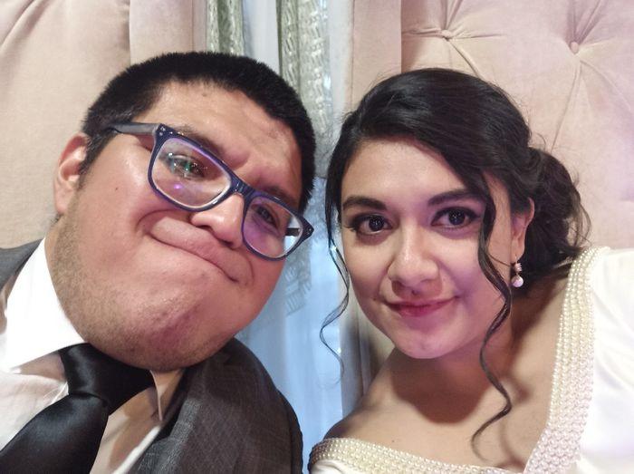 Ya pasó un mes de la boda 🥰 5