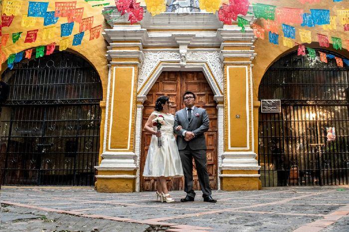 Ya pasó un mes de la boda 🥰 9