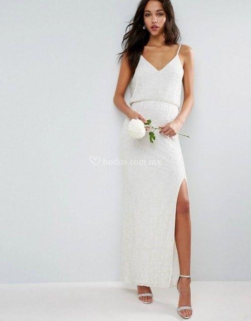 Vestidos de novia para verano - Foro Moda Nupcial - bodas.com.mx 72ace6de405