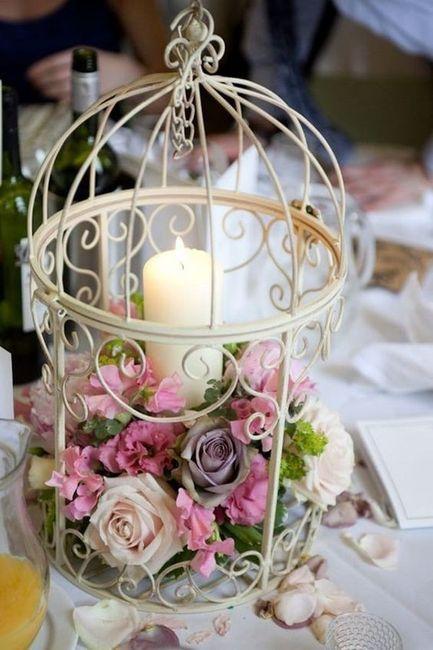 Elige tu boda - Centro de Mesa 1
