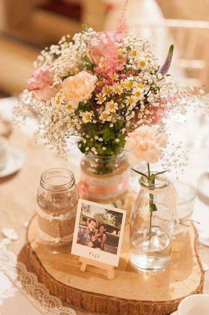 Elige tu boda - Centro de Mesa 2