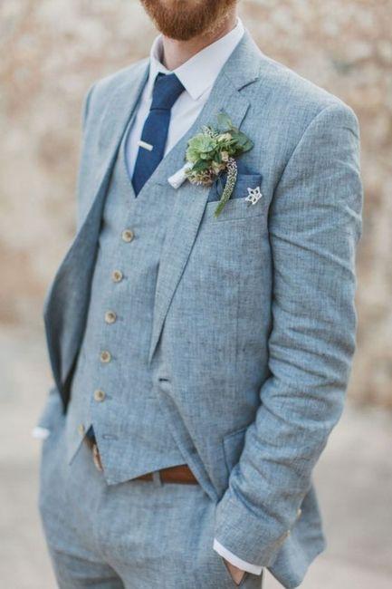 Elige tu boda- Traje de Novio 2