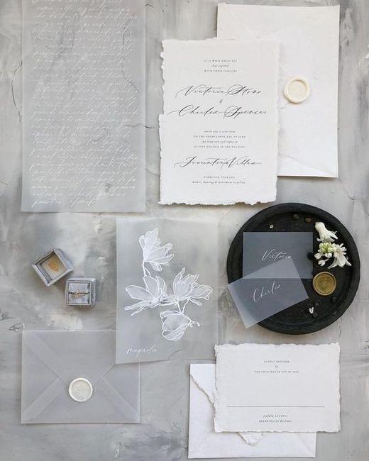 I - Invitaciones transparentes 1