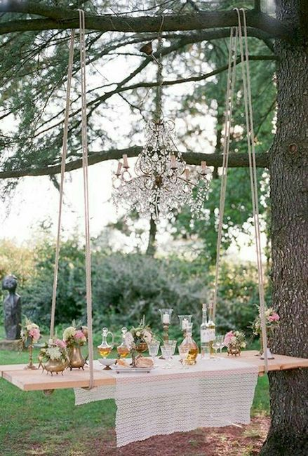 Decoraci n columpios en tu boda foro banquetes - Foro decoracion ...