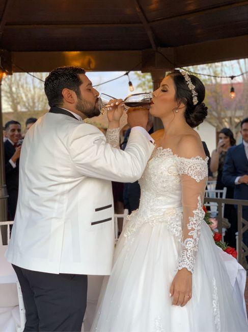 ya nos Casamos!! 1