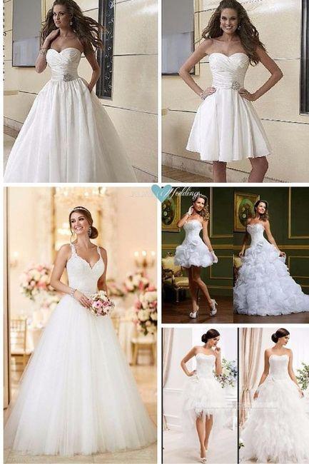 59fe80407 Vestidos de novia desmontables  mi travesía con mi vestido - Foro ...