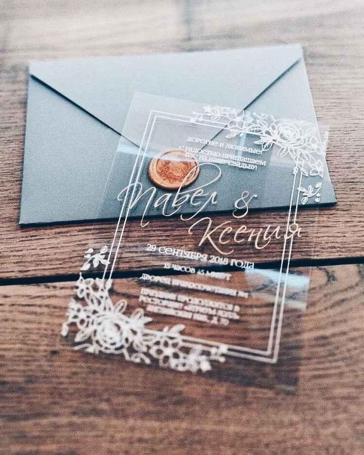 Ideas para invitaciones 💖 - 1
