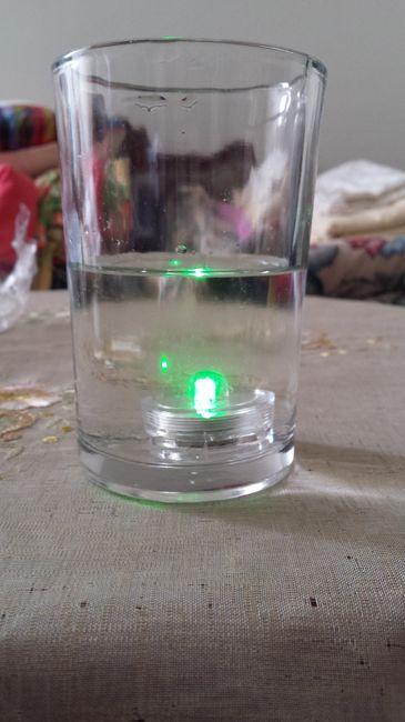 Luces Led Para Debajo Del Agua Foro Manualidades Para Bodas
