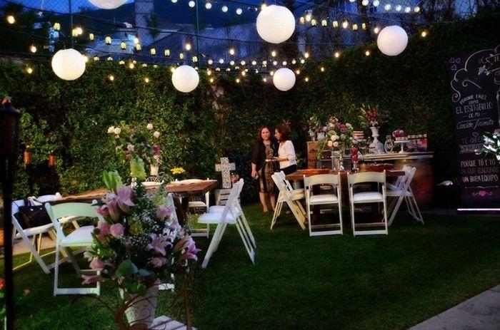 Ayuda donde hacer despedida de soltera en monterrey for Restaurante casa jardin