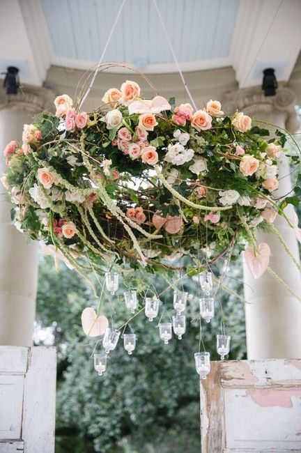 Decoraci n con aros foro organizar una boda - Foro decoracion ...