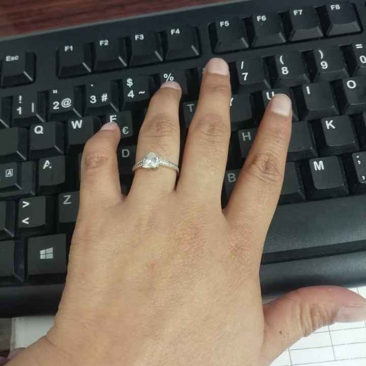 Mi anillo de compromiso, Maydeli - 1