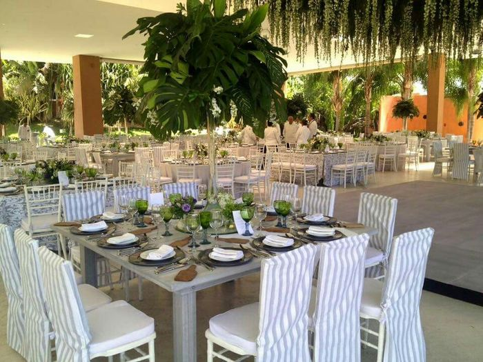 ideas decoracin boda al aire libre