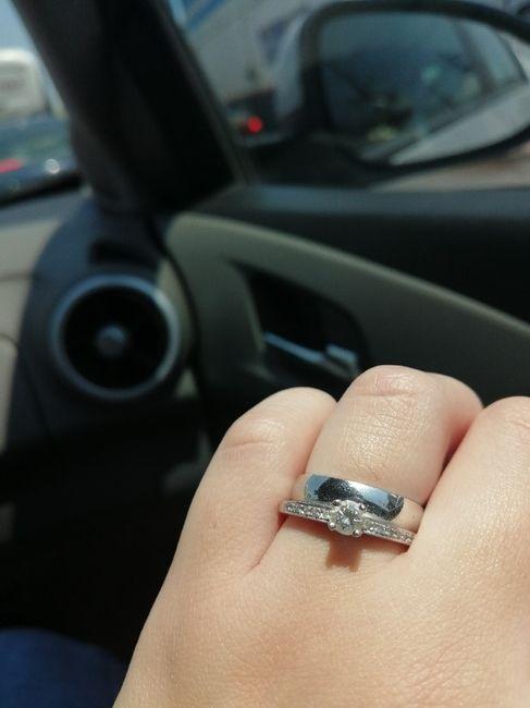¿Qué anillo va primero? 2
